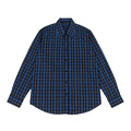 Autumn Winter Style Men's Woven Shirts
