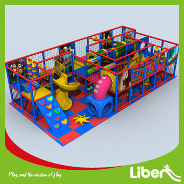 Indoor play sets system land