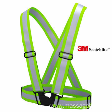 High Visibility Yellow Safety Brace/Safty Vest