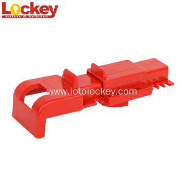 Universal ABS Butterfly Valve Lockout Tagout Locks