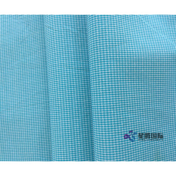 Fresh Color 100% Cotton Plaid Fabric Jacquard