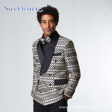 Latest Design Stocked Luxury Stylish Mens Suits Custom