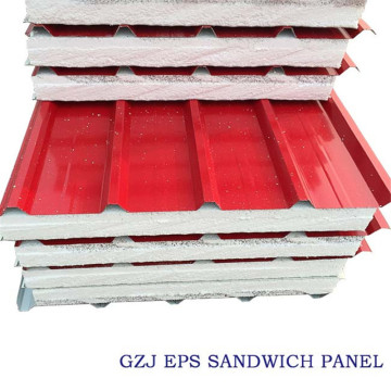 High quality performance EPS sandwich panel