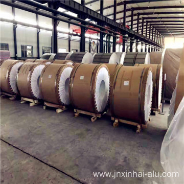 Kraft Paper Coated Aluminum Coil