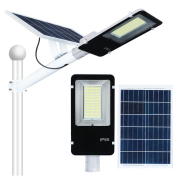 200W Waterproof Outdoor Solar Led Street Lamp