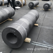 UHP 400mm Graphite Electrode for steel smelting