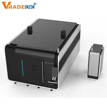 6mm Carbon Steel Fiber Metal Laser Cutting Machine
