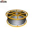 Hexagon Anti Twisted Pilot Rope With 12 Strands