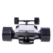 Super slim carbon fiber electric skateboard