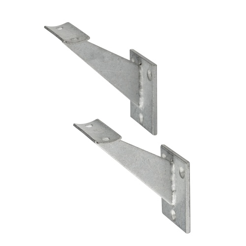 Galavanized Stair Steel Handrail Bracket