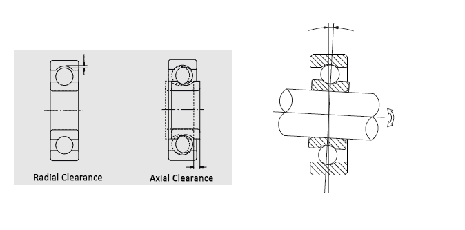 Bearing For Material Transport
