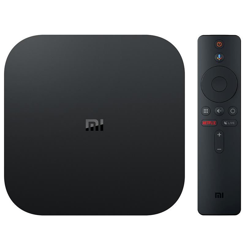 Original Global Version Xiaomi Mi Box S 2GB 8GB Android 8.1 Smart 4K Ultra HD WIFI Google Cast Netflix IPTV Set top Box