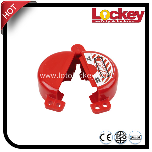 Safety Gas Cylinder Valve Lockout Tagout