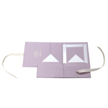 Cardboard Foldable Paper Gift Box Magnetic