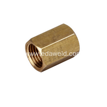 Inscribed Brass Joint Fittings