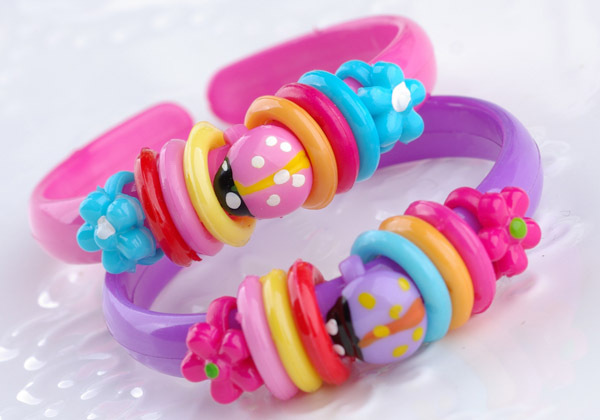 Children Plastic Bangles Wholesale