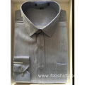 Stripes Cotton Business Shirt