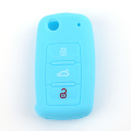 Hot Exported Silicone Car Key Shell Kanggo Skoda
