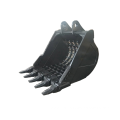 Discount Price 30T Black Excavator Skeleton Bucket