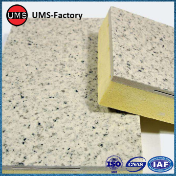 Interior wall insulation panel foam board