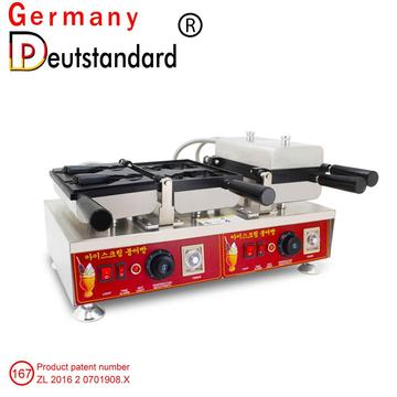 Allemagne Deutstandard poisson gaufrier taiyaki machine