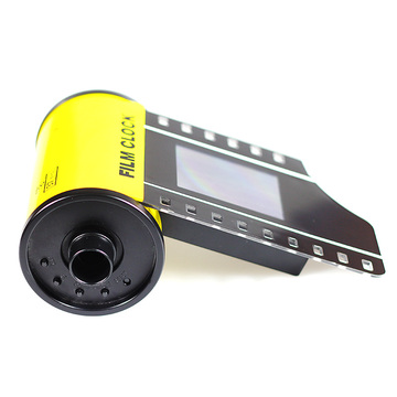 Interesting Film Alarm Digital Clock