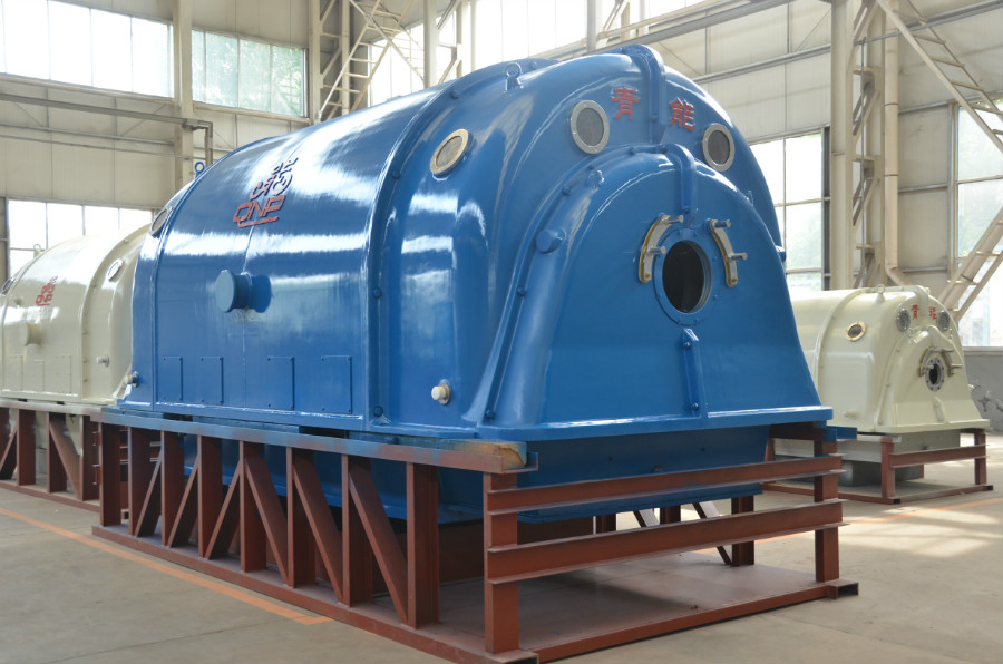 Steam Turbine Generator (4)