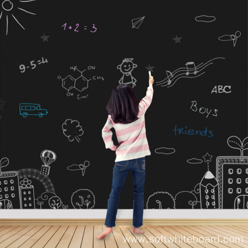 Magnetic Black Chalk Board Wall Sticker Wholesale