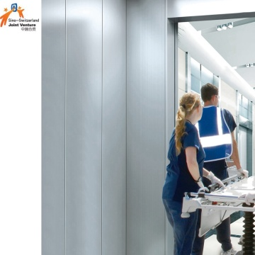 Comfortable Elevator for Hospital Bed Lift Size