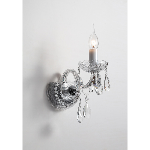 Modern Decorative Living Room Crystal Wall Light