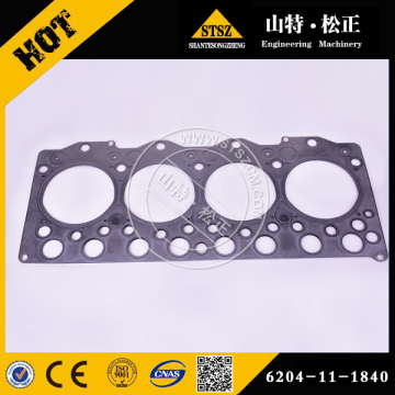 PC130-7 ENGINE CYLINDER GASKET