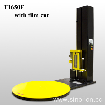 Semi Automatic Wrapper With Film Cut