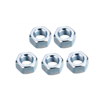 Grade 10 Coarse Thread Plain Heavy Hex Nuts