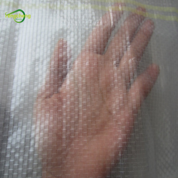 hdpe clear woven greenhouse film