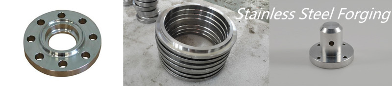 Pressure carbon stainless forging part