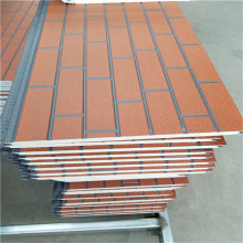 Fireproof insulated brick cladding wall paneling