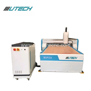 PVC KT Cutting CNC Router with CCD Camera