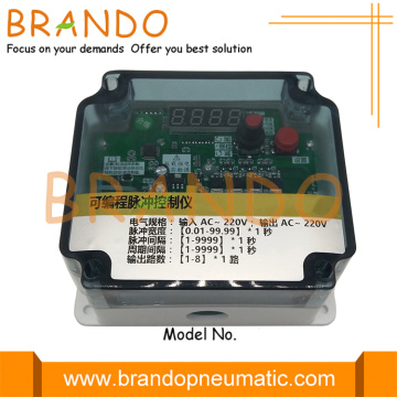 8 Lines Output 220VAC Dust Collector Sequential Controller