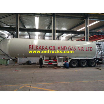 60000 Liters LPG Propane Trailer Tanks