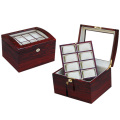Mahogany Fine Workmanship Watch Box