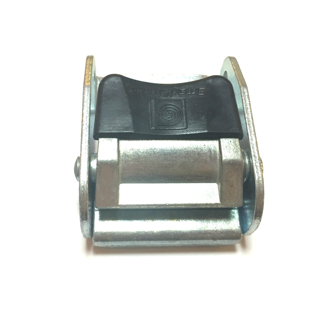 50MM Znic Cam Buckle with Soft Rubber Latch