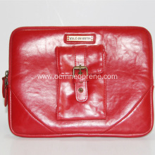 Wholesale Good Quality Red Neoprene Ladies Laptop Sleeves