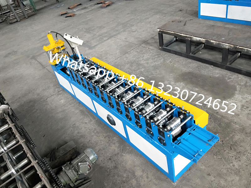 roll up door panel forming machine