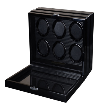 Battery watch winder case