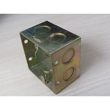 full size metal junction box
