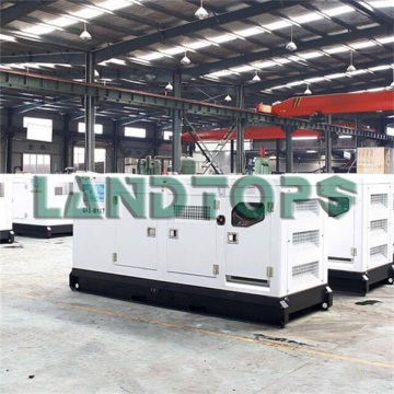 100KVA Weifang Ricardo Sound Proof Generators Price