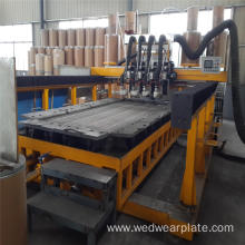 Cnc Steel Plate Overlay Welding Hardfacing Machine