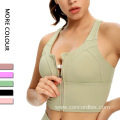 high quality extended sports bra