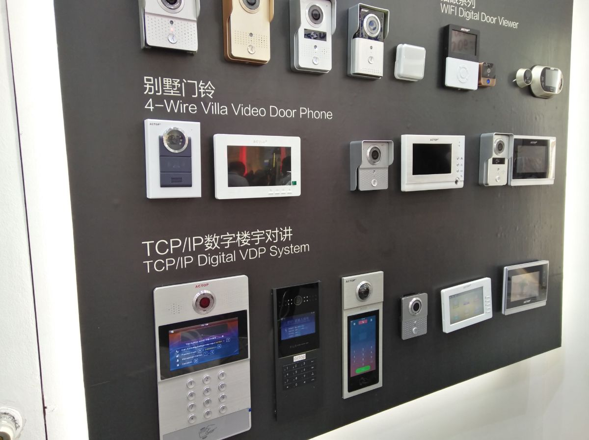 Video Door phones