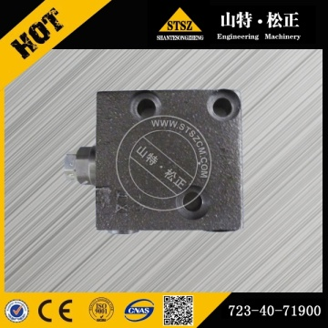 komatsu valve ass'y 723-50-62300 for PC160-8
